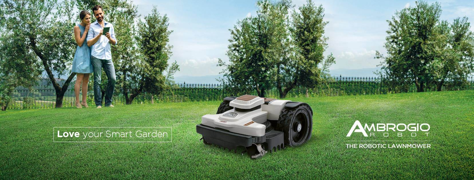 robot koszący - firmy ogrodnicze